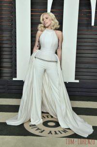 Lady Gaga - Calça com capa